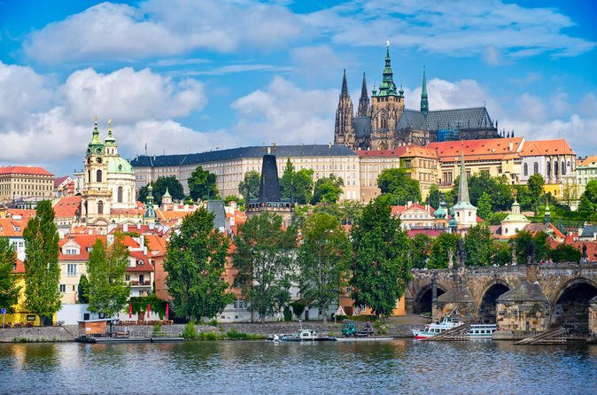 Visit the 'Golden City', Central Europe's medieval jewel.